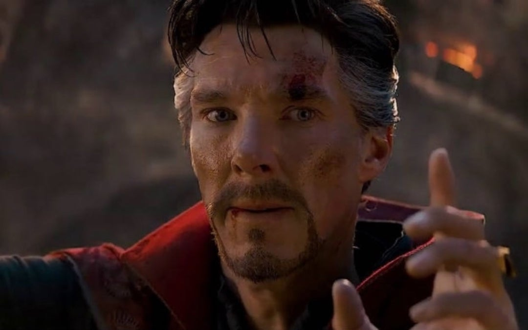 Benedict Cumberbatch as Doctor Strange in 'Avengers: Endgame' (Courtesy: Marvel)