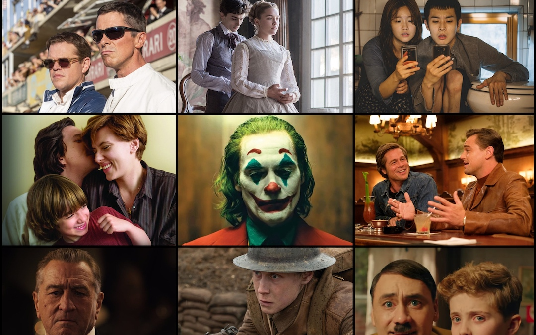 Your Handy Guide To The 2020 Oscars Best Picture Nominees