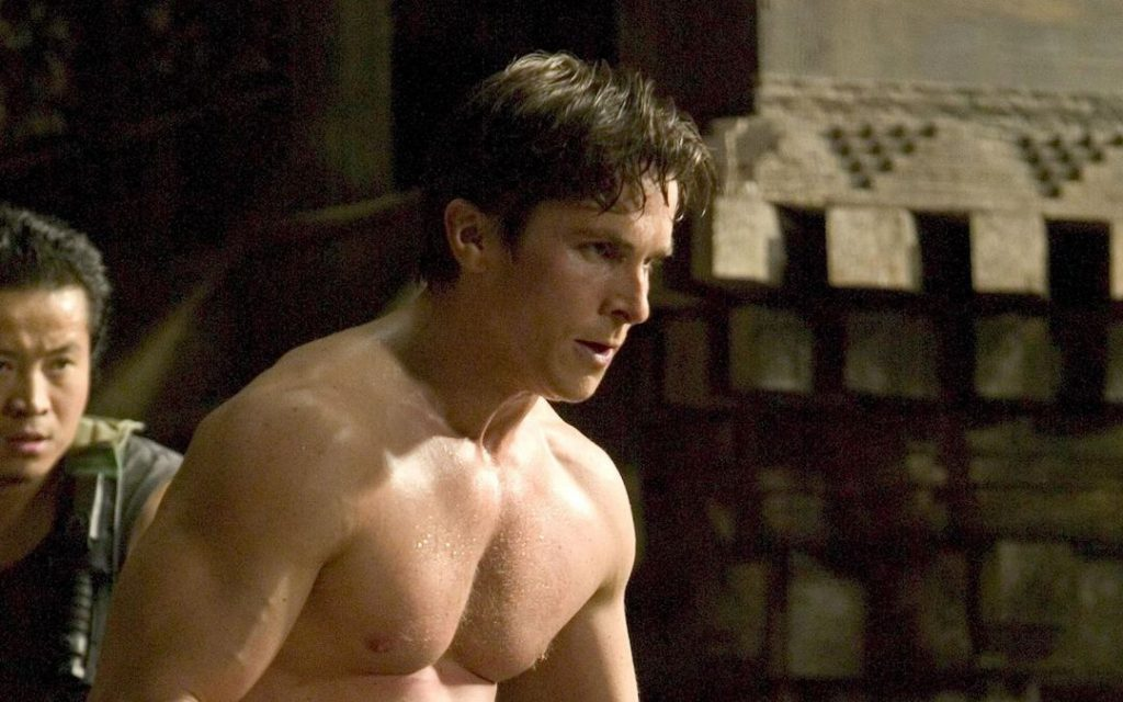 Christian Bale in 'Batman Begins' (Courtesy: Warner Bros.)