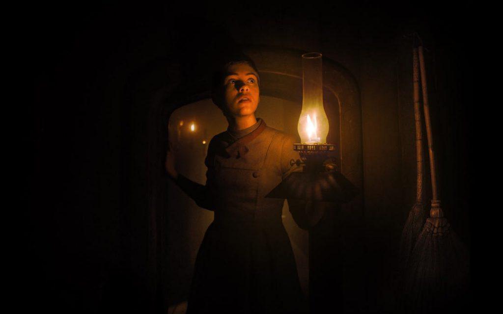 Sophia Lillis in 'Gretel & Hansel' (Courtesy: Orion Pictures)