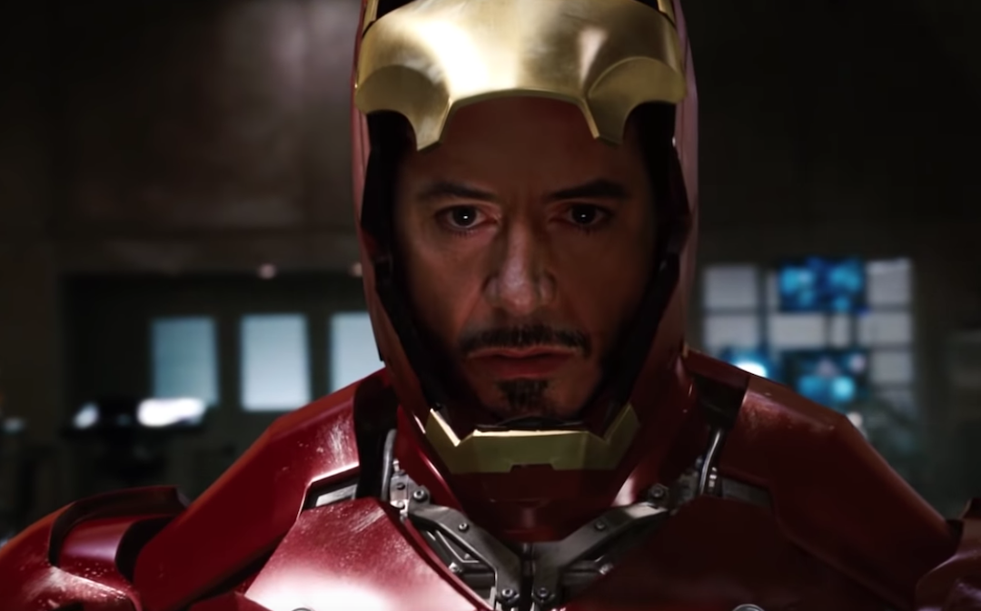Robert Downey Jr. as Tony Stark/Iron Man (Courtesy: Marvel Studios)