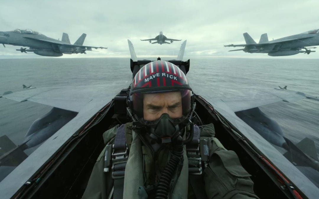 Tom Cruise Needed Special Navy Clearance For His Top Gun