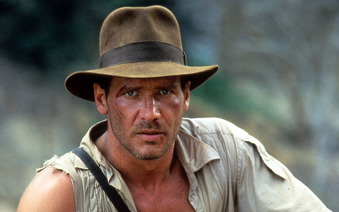 Harrison Ford as Indiana Jones in 'Indiana Jones and the Temple of Doom' (Courtesy: Lucasfilm)
