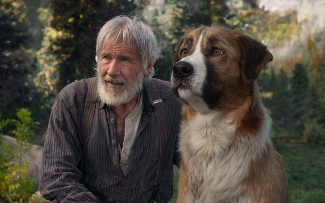 Harrison Ford in 'The Call of the Wild' (Courtesy: Disney)