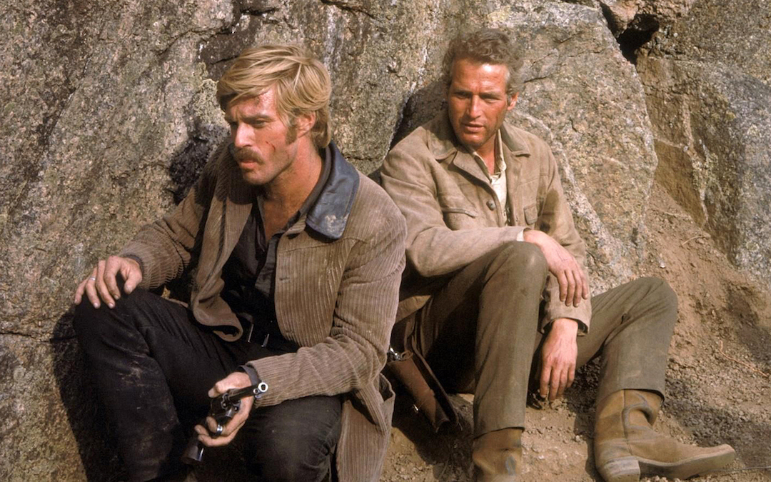 Robert Redford and Paul Newman in 'Butch Cassidy and the Sundance Kid' (Courtesy: 20th Century)