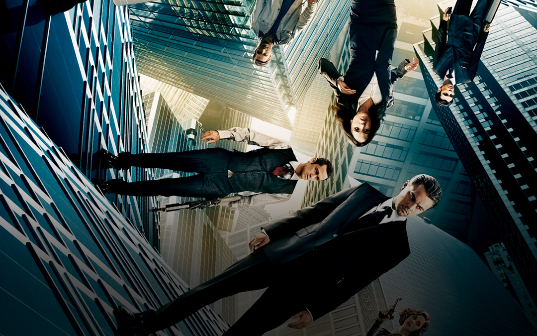 Christopher Nolan's 'Inception' (2010) - Courtesy: Warner Bros.