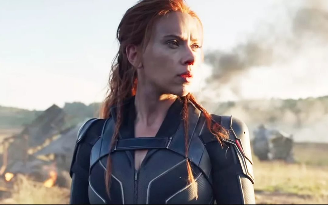 Scarlett Johansson as Natasha Romanoff in 'Black Widow' (Courtesy: Marvel)