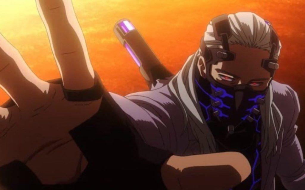 Villain Nine in 'My Hero Academia: Heroes Rising' (Courtesy: Funimation)