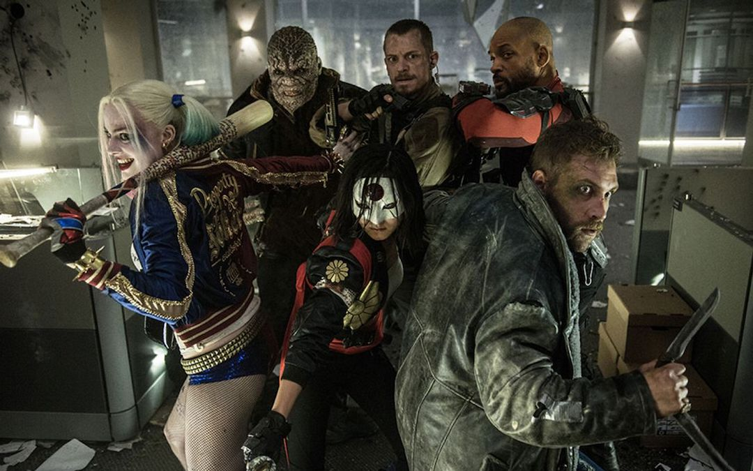 'The Suicide Squad' Has More Practical Effects Than Any Big Comic Book Film Ever