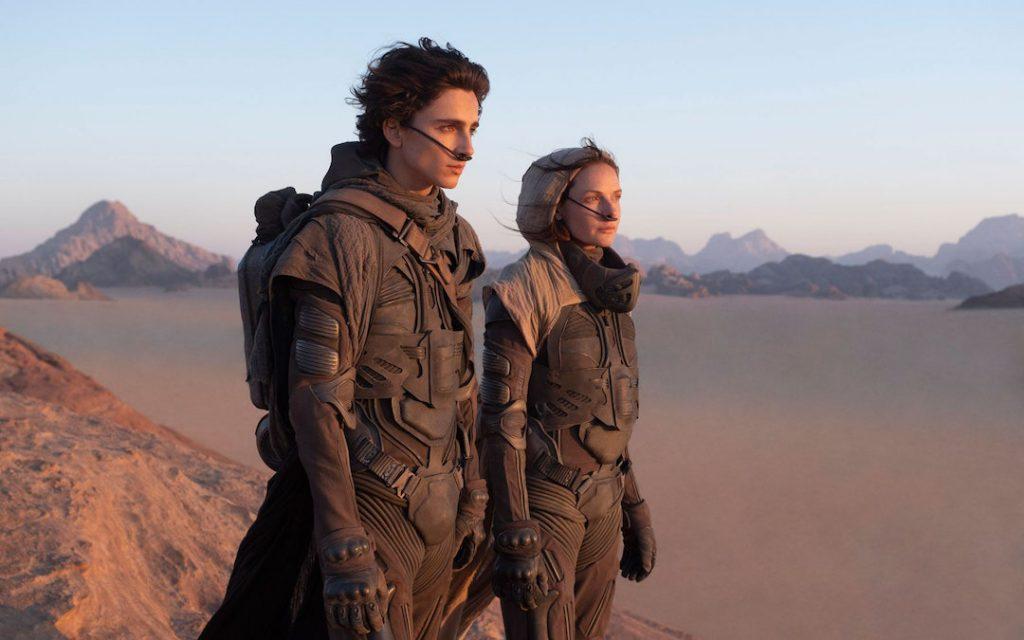 Timothée Chalamet in 'Dune' (Courtesy: Warner Bros.)