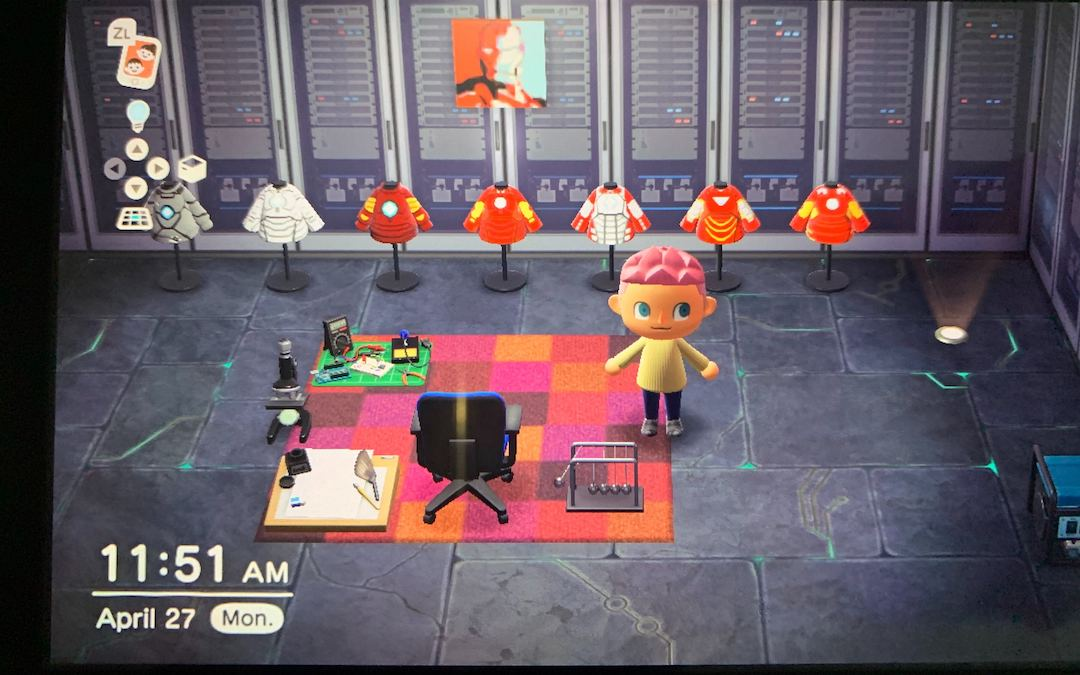 A Roundup Of The Awesome Marvel Designs For Animal Crossing New