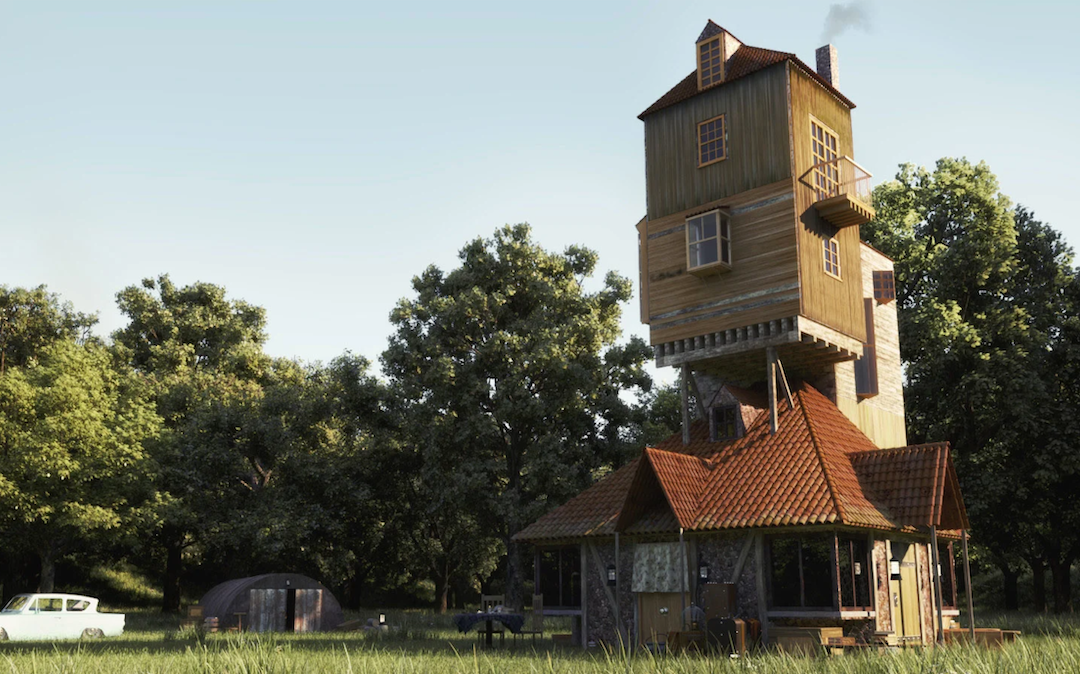 These Are The Fictional Homes People Would Most Want To Be Quarantined In