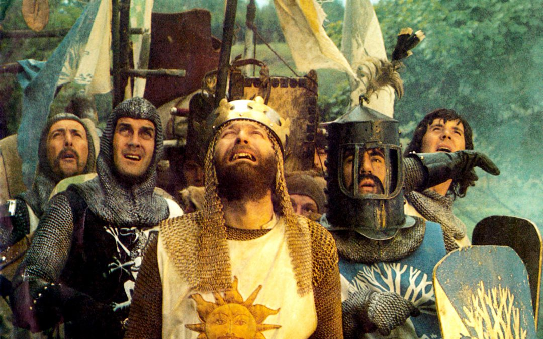 Tales From The Box Office: 'Monty Python And The Holy Grail' Changed Comedies Forever
