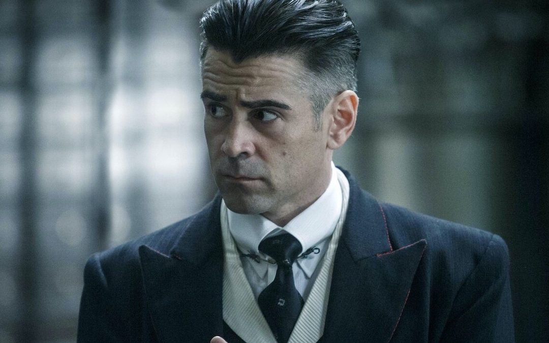 'The Batman' Star Colin Farrell Has Been A Fan Of The Caped Crusader Since He Was A Kid