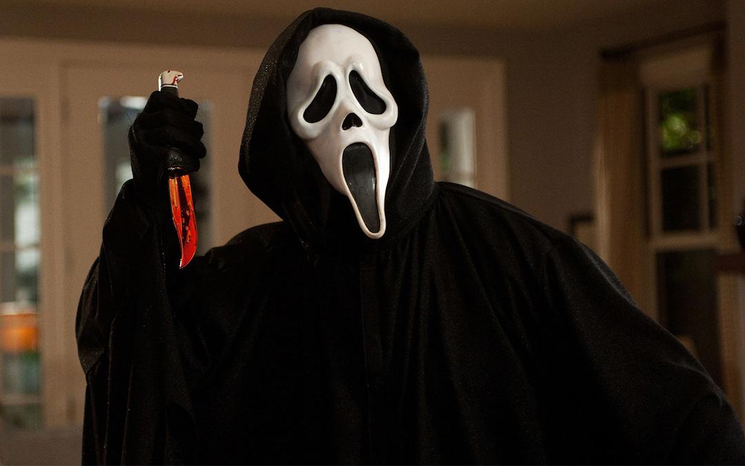 Ghostface in 'Scream' (Courtesy: Dimension Films)