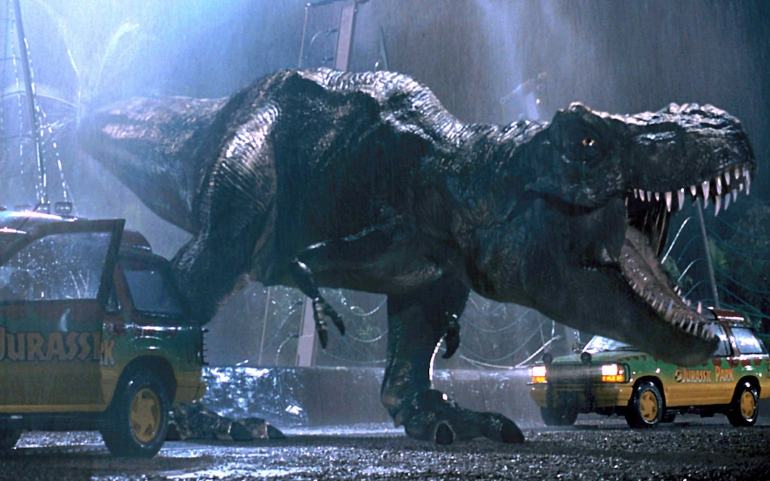 Currently Clicking: Ranking The 'Jurassic' Franchise Dinos & How 'Home Alone' Probably Ruined Us