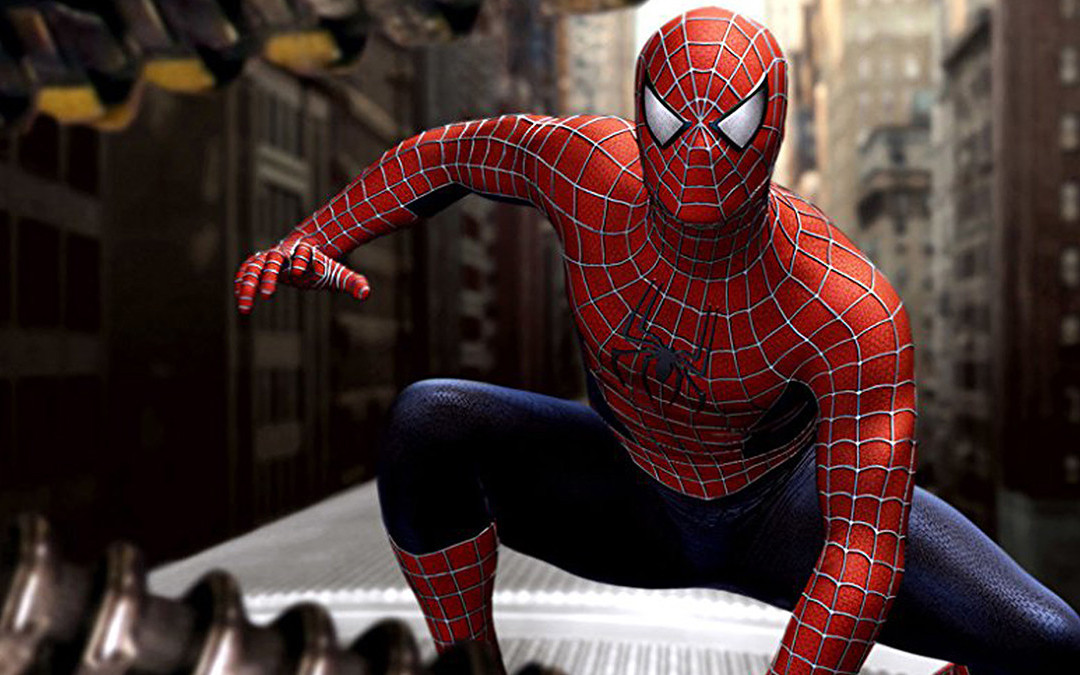 Tobey Maguire in 'Spider-Man 2' (Courtesy: Sony/Columbia)