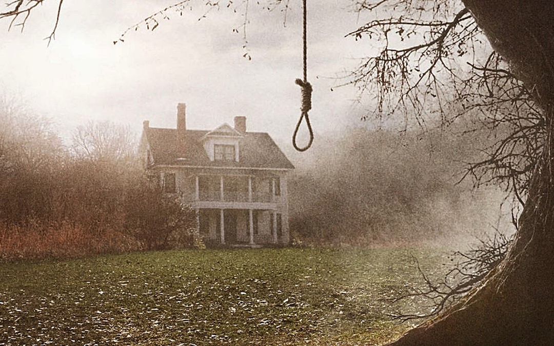 The stand-in home used in 'The Conjuring' (Courtesy: Warner Bros.)
