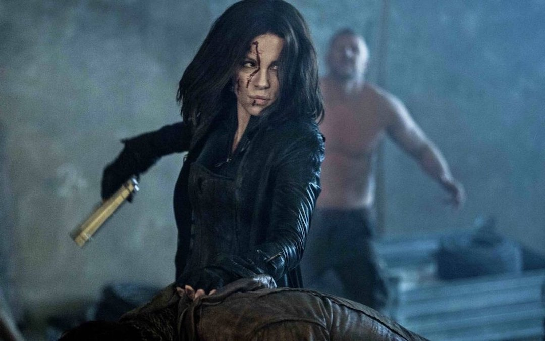 Kate Beckinsale as Selena in the 'Underworld' franchise (Courtesy: Columbia TriStar)
