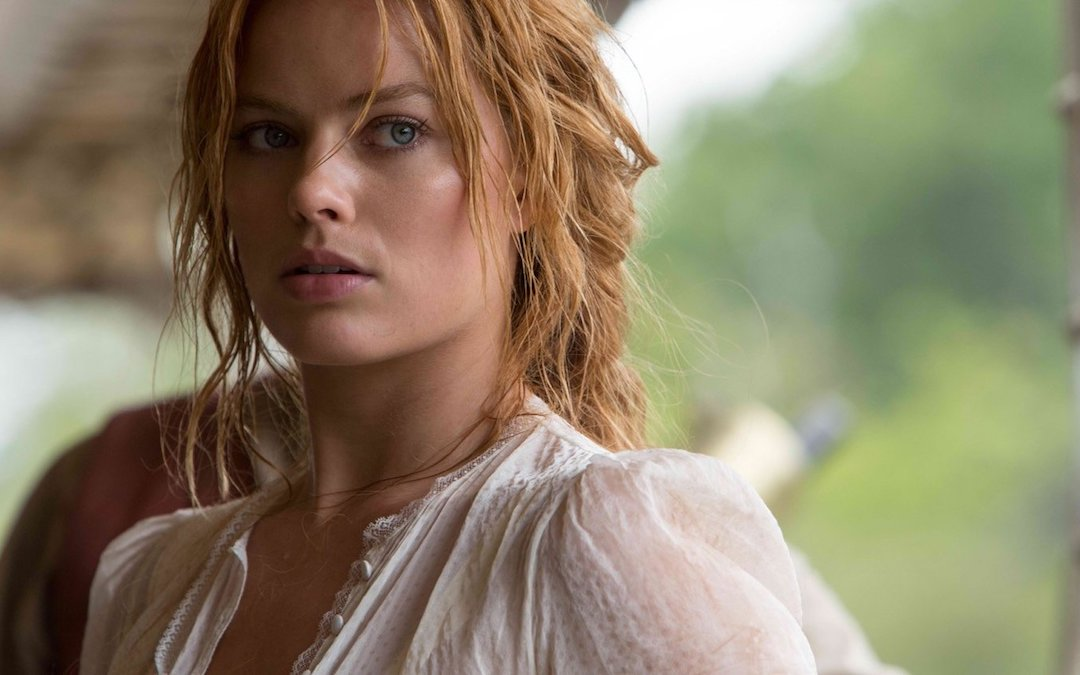 Margot Robbie Is Set To Lead New 'Pirates Of The Caribbean' Movie For Disney