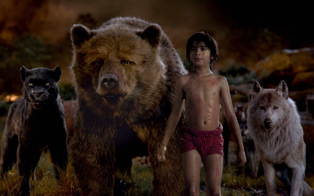 Here's Why The Live-Action 'Jungle Book' Is The Best Of The Disney Remakes