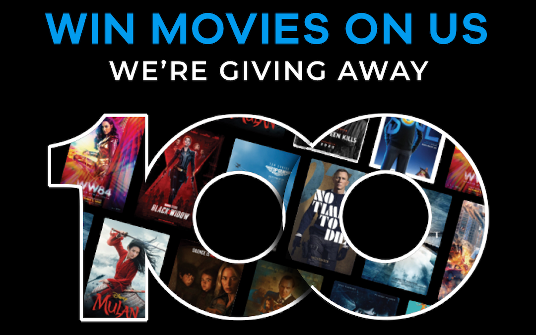 The Best Responses From Our 'Movies On Us' Thank You Sweepstakes (So Far)