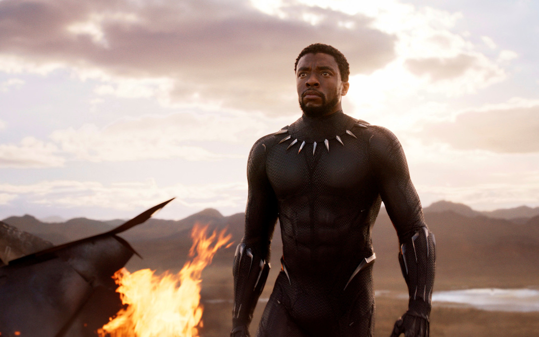 News Of The Week: No CGI Double For Chadwick Boseman In 'Black Panther 2' & More