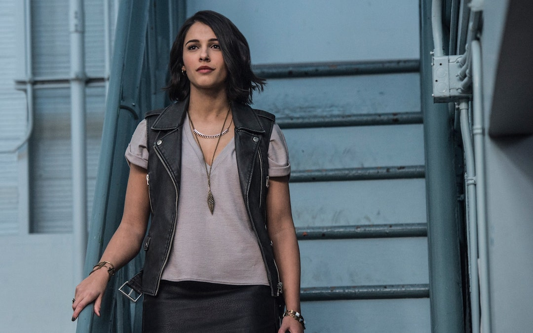 'Aladdin' Star Naomi Scott Lands Her Next Role In Sci-Fi Thriller 'Distant'