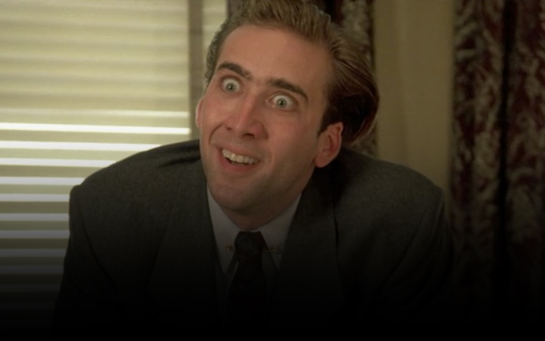 In Defense Of The Strange And Wonderful Career Weirdness Of Nicolas Cage