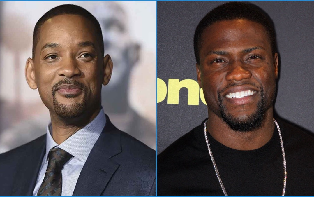News Of The Week: Will Smith & Kevin Hart Teaming Up For 'Planes, Trains & Automobiles' Remake