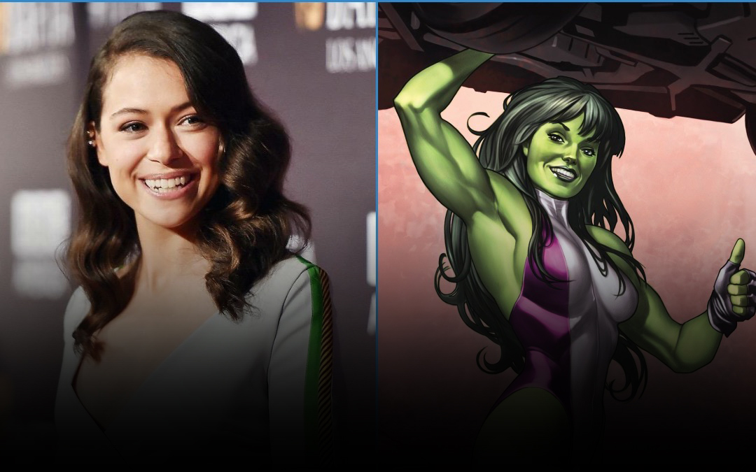 Marvel Has Officially Found Their She-Hulk – And It's A Fantastic Bit Of Casting