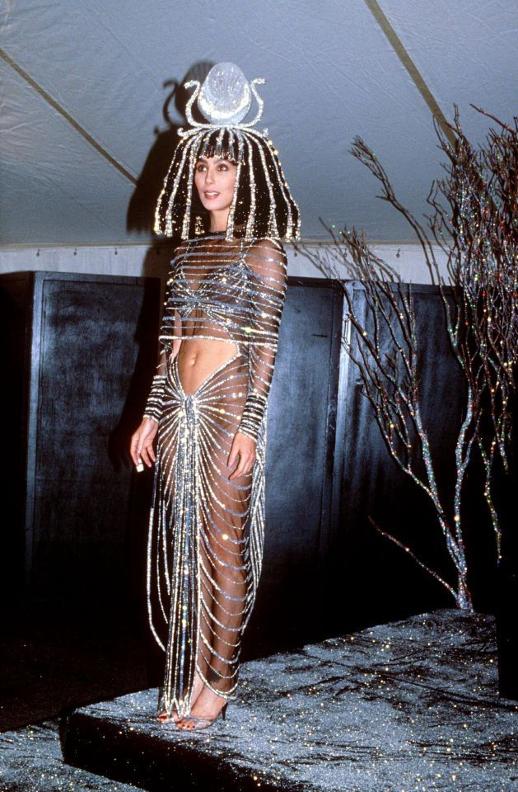 Sensational Septuagenarian: Cher's Iconic Style File   Style ico