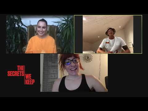 'The Secrets We Keep' Interview – Noomi Rapace & Joel Kinnaman