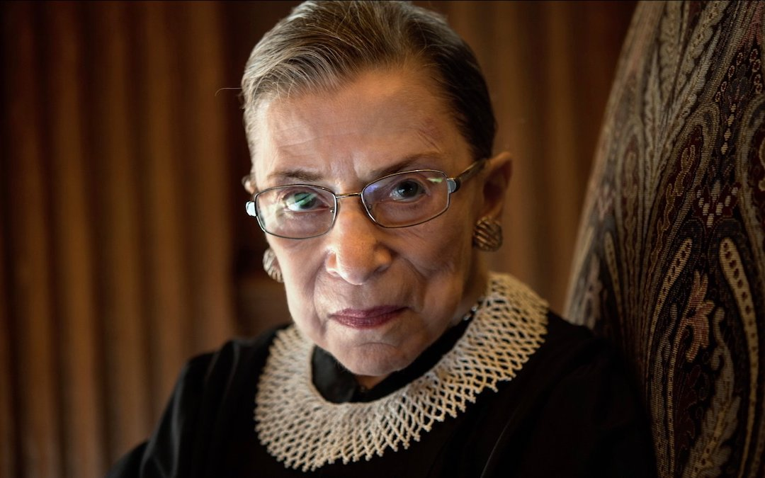 Two Ruth Bader Ginsburg Movies Back In Theaters To Honor The Late Supreme Court Justice