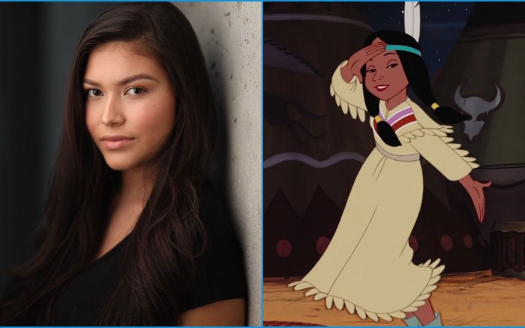 Newcomer Alyssa Wapanatâhk To Play Tiger Lily In 'Peter Pan & Wendy'