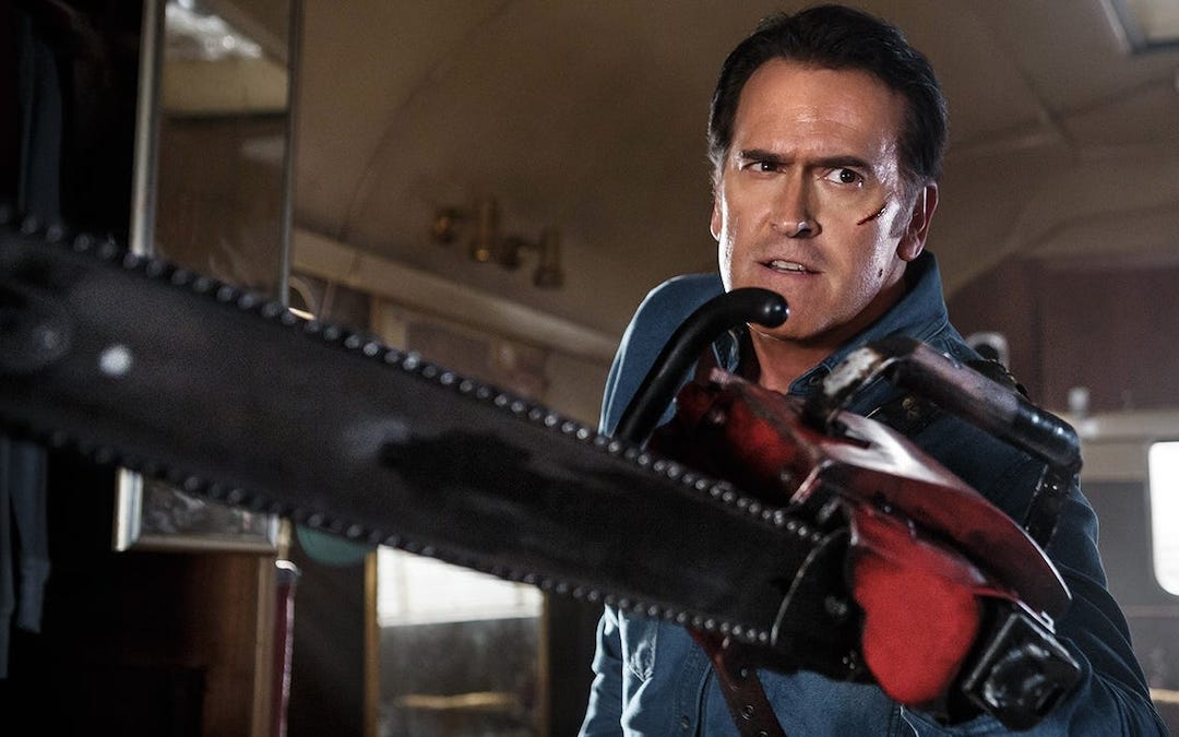 Bruce Campbell Shares Updates On Spinoff Movie 'Evil Dead Rise'
