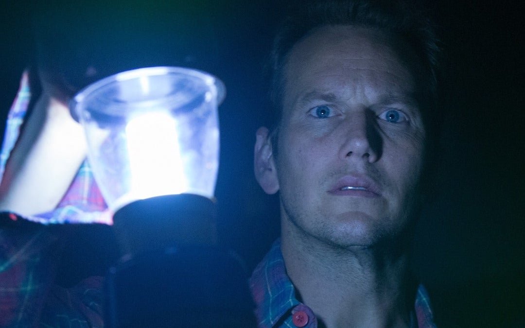 'Insidious 5' Officially On The Way With Star Patrick Wilson Set To Direct