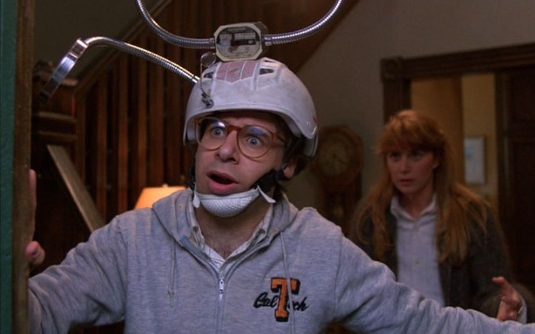 Currently Clicking: Rick Moranis Attacked, Horror Movie Plot Twists & Nightmare Fuel Cakes
