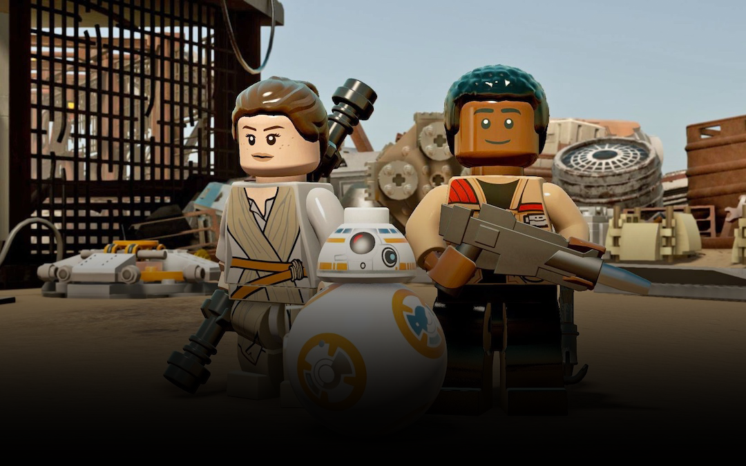 Quick Hits: LEGO Star Wars Holiday Special Coming & The 'Black Adam' Cast Grows