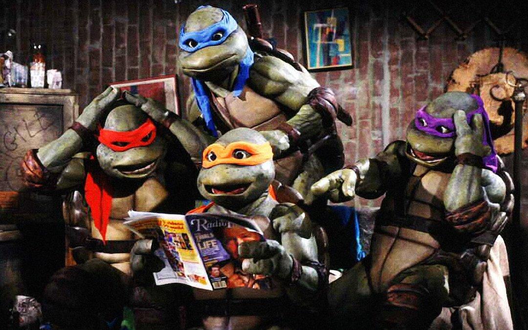 'Teenage Mutant Ninja Turtles' Trivia: The Turtle Suits Weighed 70 Lbs. Each