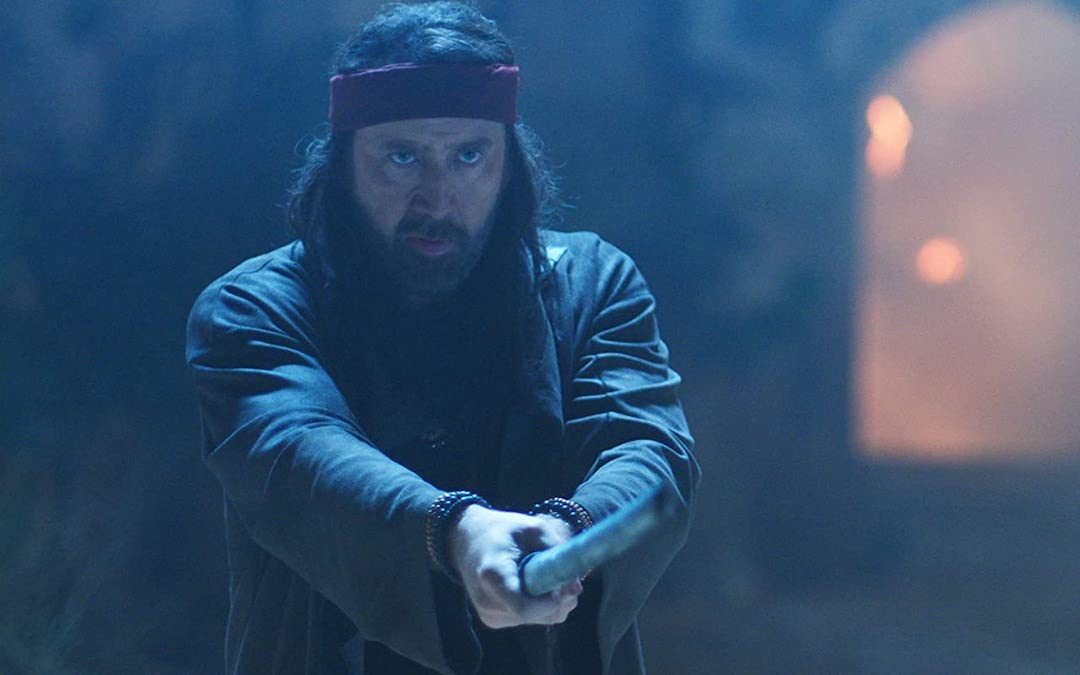 'Jiu Jitsu' Director Dimitri Logothetis On Working With Nic Cage & Martial Arts
