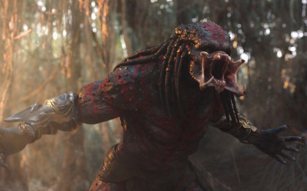 Quick Hits: 'Predator 5' Lands A Director, Logan Lerman Boards 'Bullet Train'