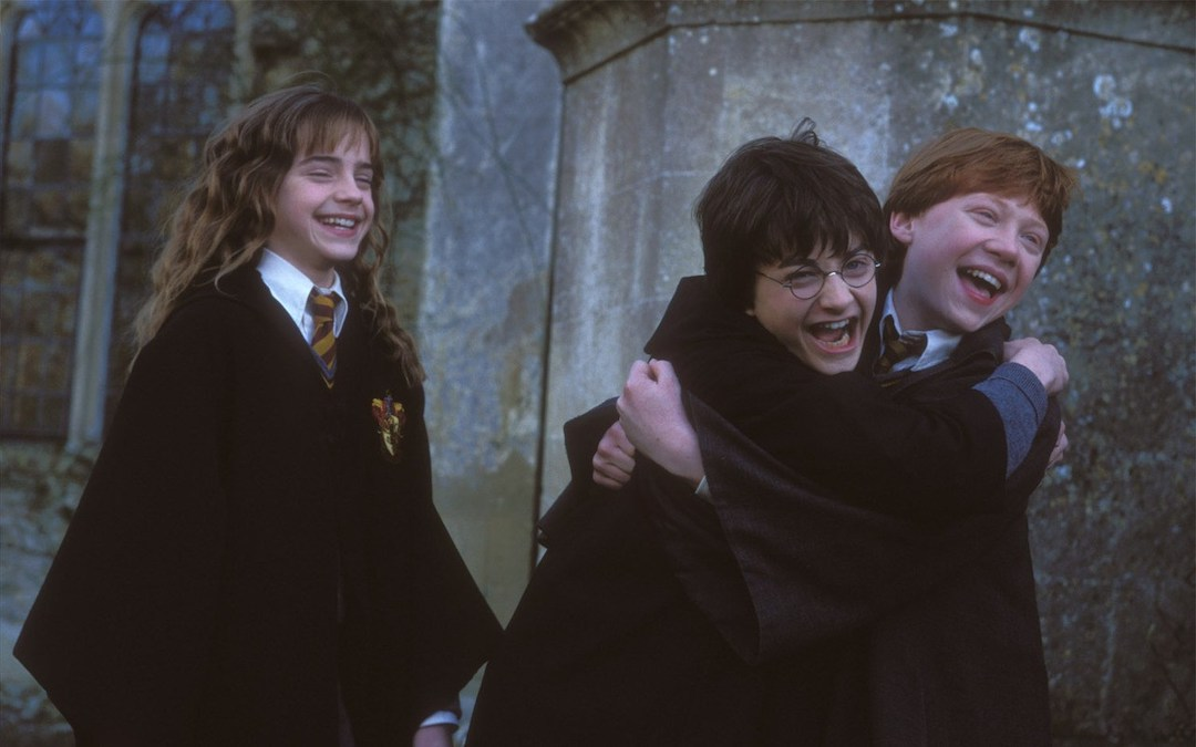 Rupert Grint Used To Screw Up So Many Takes On The 'Harry Potter' Set