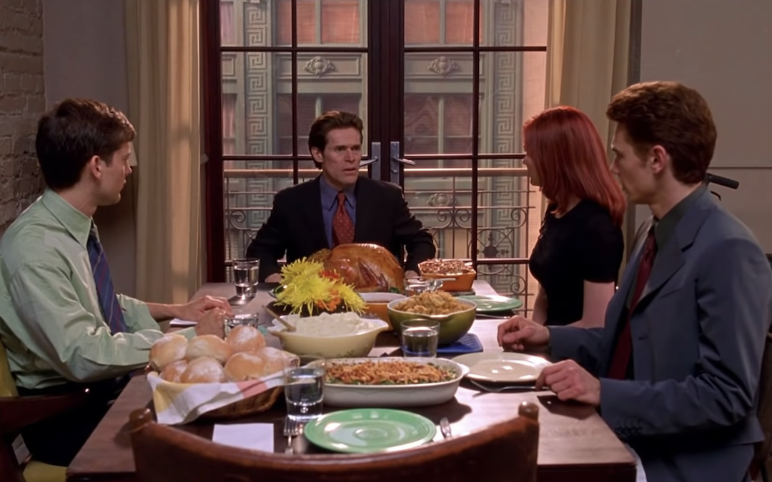 Here's Who We'd Invite To A Fictional Movie Character Thanksgiving Dinner