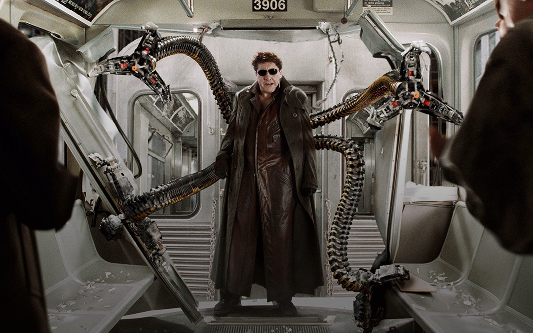 The 'Spider-Man 3' Spider-Verse Seems All But Certain Now that Doc Ock Is In The Mix