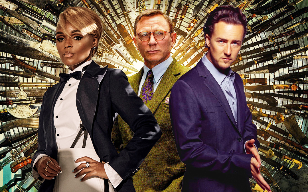 News Of The Week: Edward Norton & Janelle Monáe Join 'Knives Out 2'
