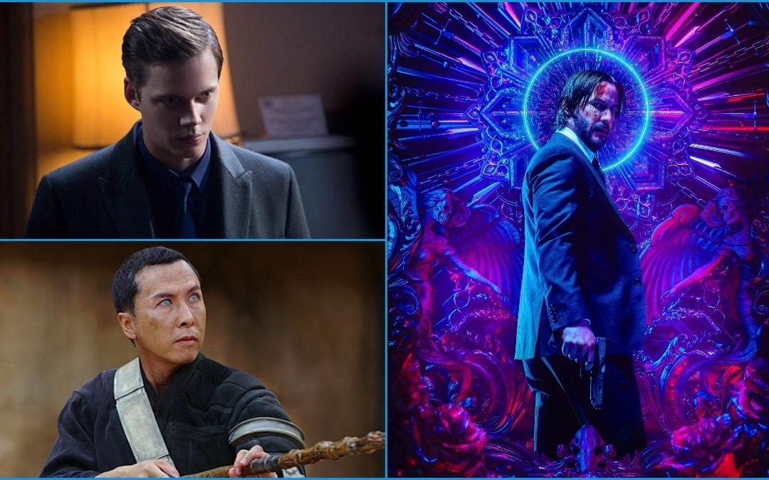 News Of The Week: Donnie Yen & Bill Skarsgård Join Cast Of 'John Wick 4'