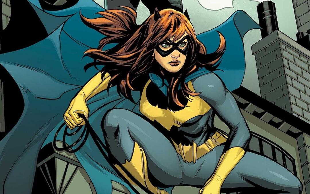 Batgirl Barbara Gordon from DC comics