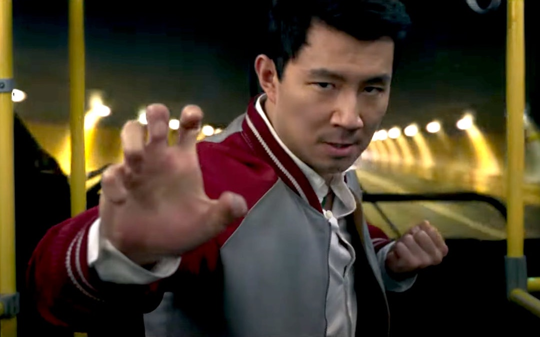 News Of The Week: Simu Liu Channeled 'Good Will Hunting' For 'Shang-Chi' Audition