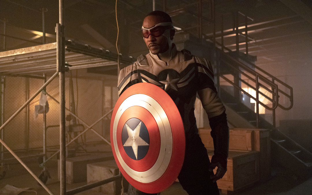News Of The Week: Anthony Mackie Officially Signs On For 'Captain America 4'